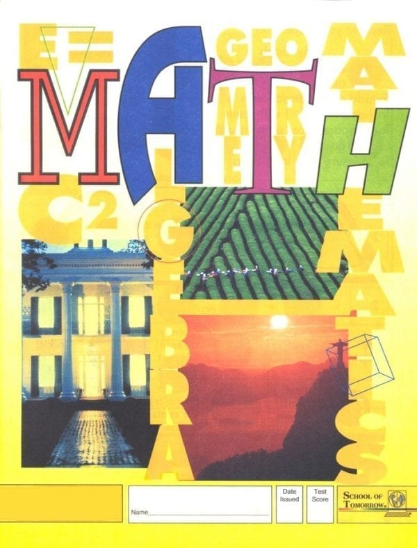 Math Pace 1041