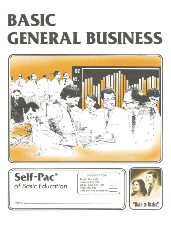 General Business Pace 98