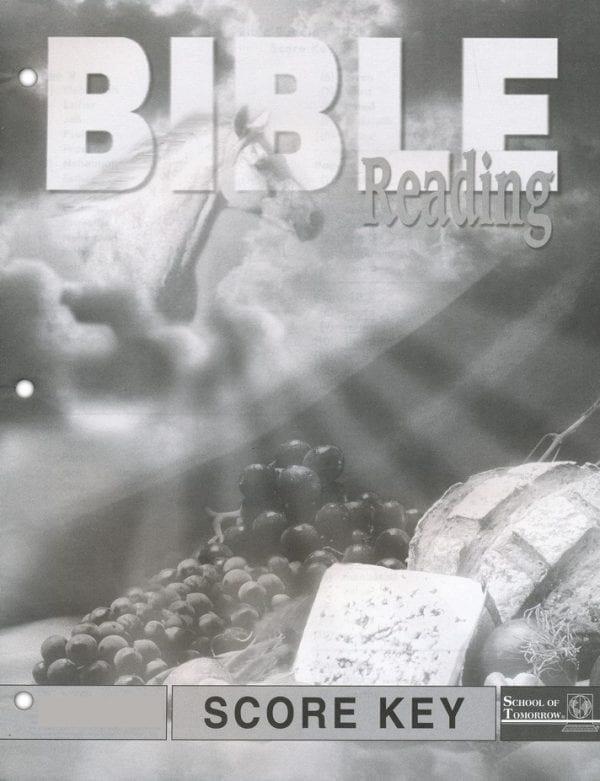 3rd Grade Bible Reading Answer Key 1031-1033