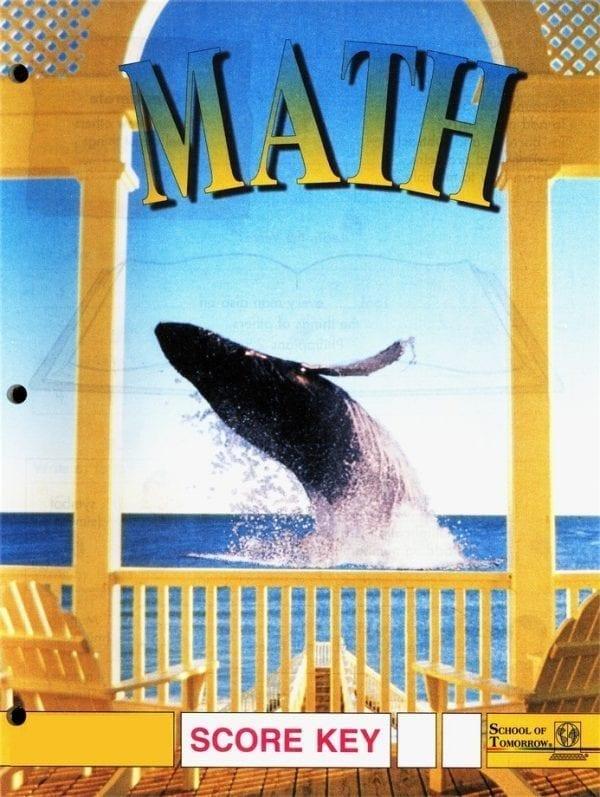 Math Answer Key 1029