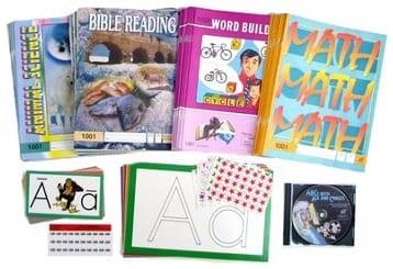 Kindergarten ACE and Christi Complete Kit