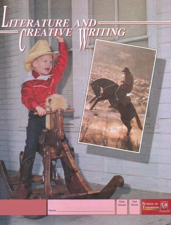 Literature and Creative Writing Pace 1034