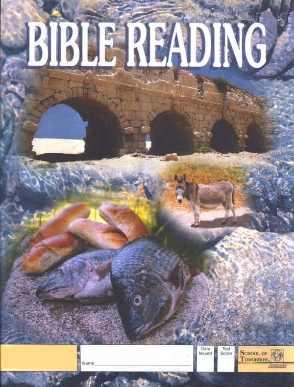 Bible Reading Pace 1038