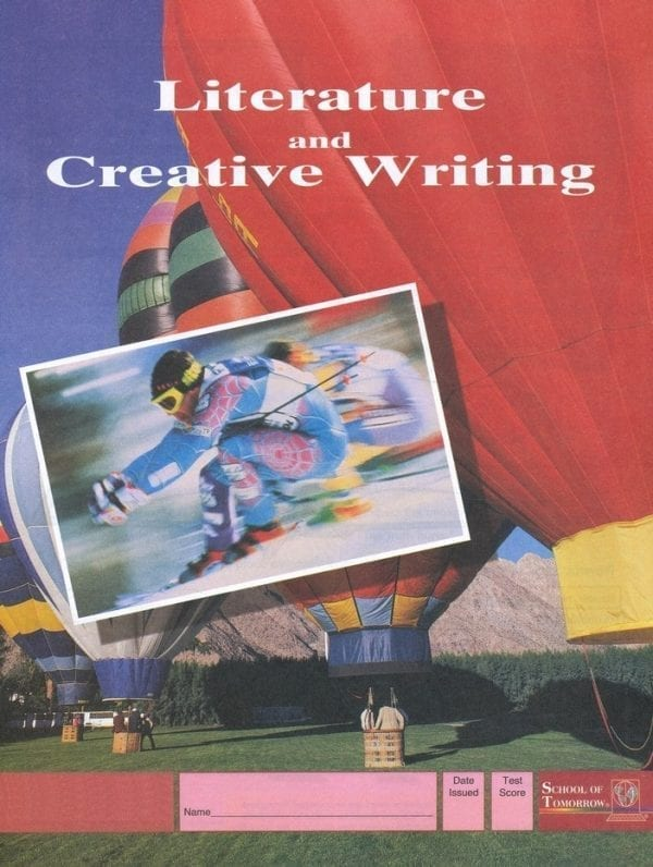 Literature and Creative Writing Pace 1056