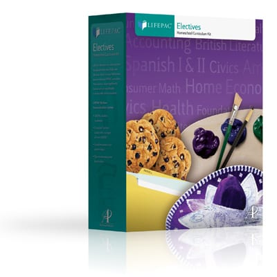 Family and Consumer Science Complete Set from Alpha Omega Publications