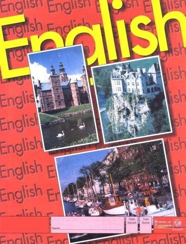 1st Grade English Pace 1006 by Accelerated Christian Education