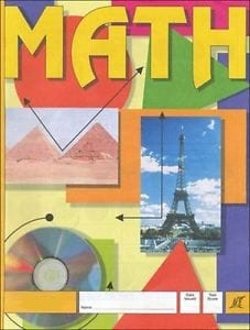 1st Grade Math Pace 1002 by Accelerated Christian Education