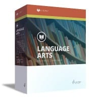 7th Grade Language Arts Complete Set by Alpha Omega