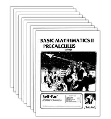 PreCalculus Complete Set