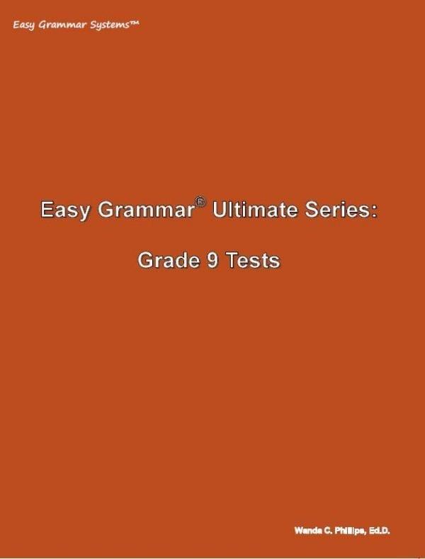 Grade 9 Tests