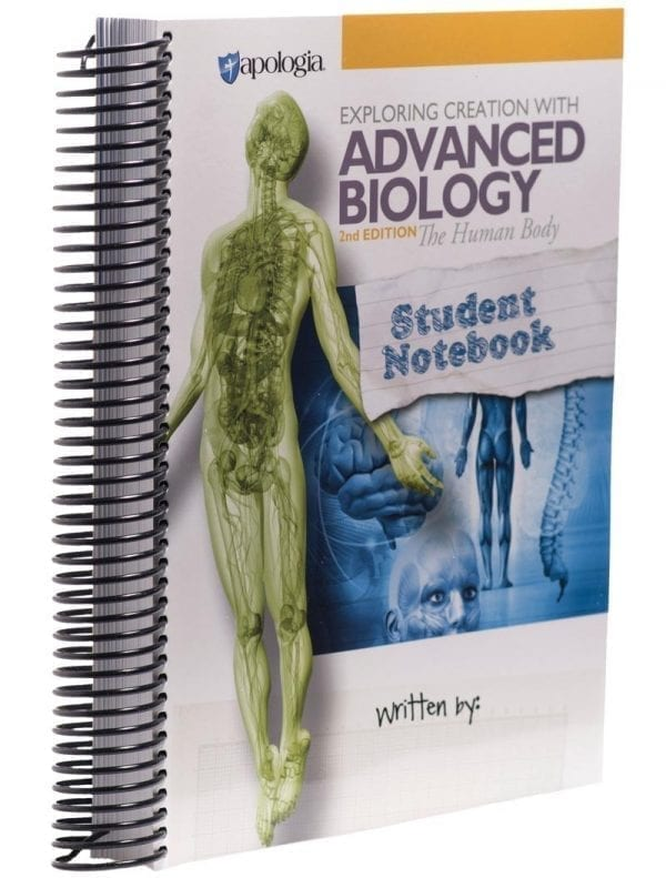 Advanced Biology Notebook