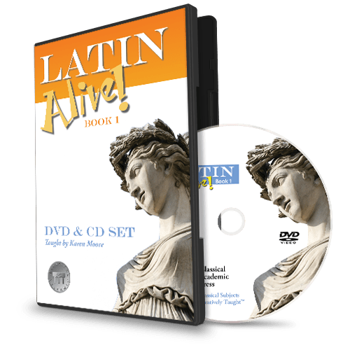 Latin Alive! 1 DVD Set