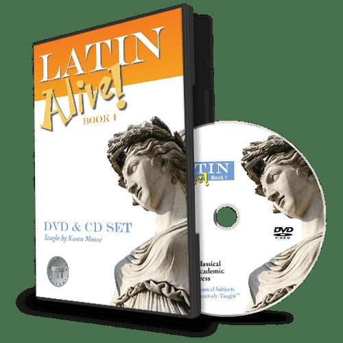Latin Alive! 1 DVD Set