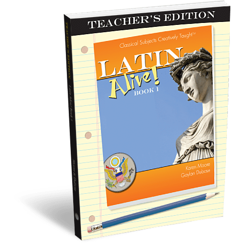 Latin Alive! 1 Teacher