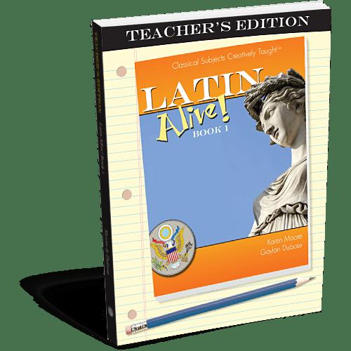 Latin Alive! 1 Teacher
