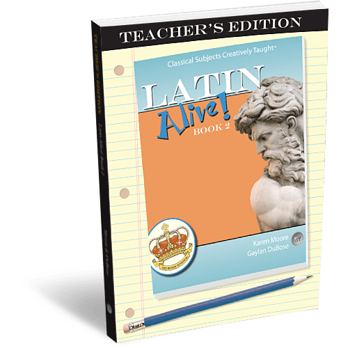 Latin Alive! 2 Teacher