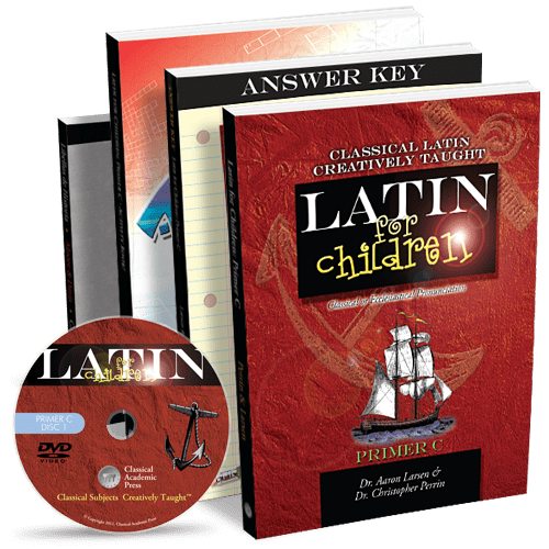 Latin for Children C Complete Set