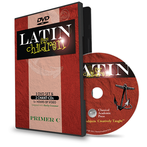 Latin for Children C DVD Set