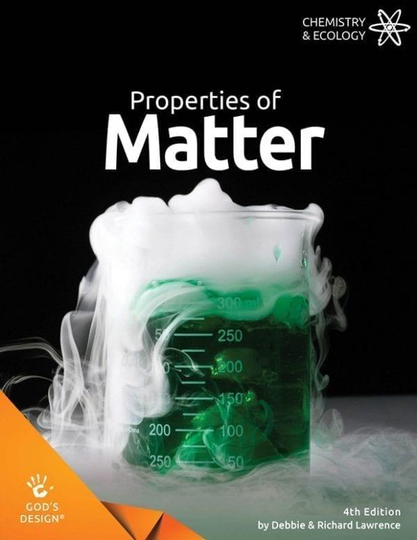 Properties of Matter Student