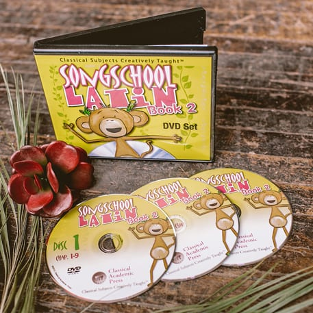 SongSchool Latin 2 DVD Set