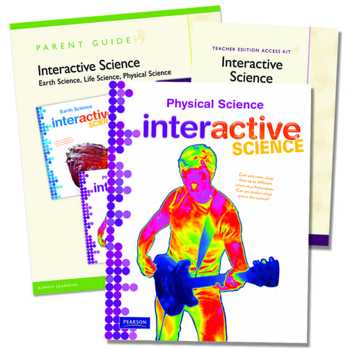Pearson Science Archives Curriculum Express