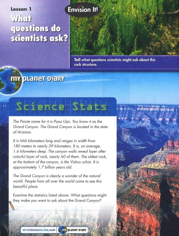 Interactive Science Grade 4 Homeschool Bundle from Pearson Homeschool
