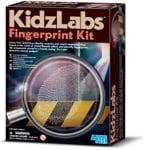 KL fingerprint kit